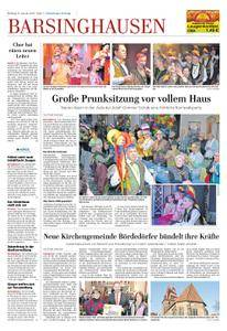 Barsinghausen/Wennigsen - 15. Januar 2018