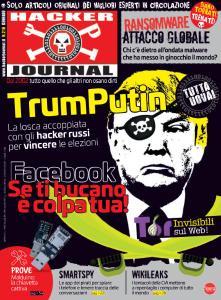 Hacker Journal N.216 - Gennaio 2018
