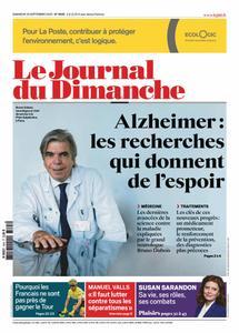Le Journal du Dimanche - 20 septembre 2020