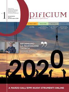 Opificium - Gennaio-Febbraio 2020