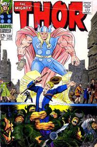 The Mighty Thor v1 138