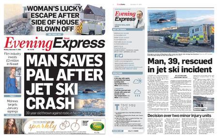 Evening Express – December 17, 2018