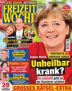Freizeitwoche – 01. September 2021
