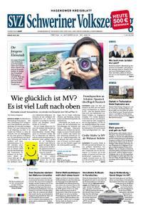 Schweriner Volkszeitung Hagenower Kreisblatt - 12. Oktober 2018