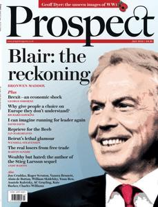 Prospect Magazine - July 2016