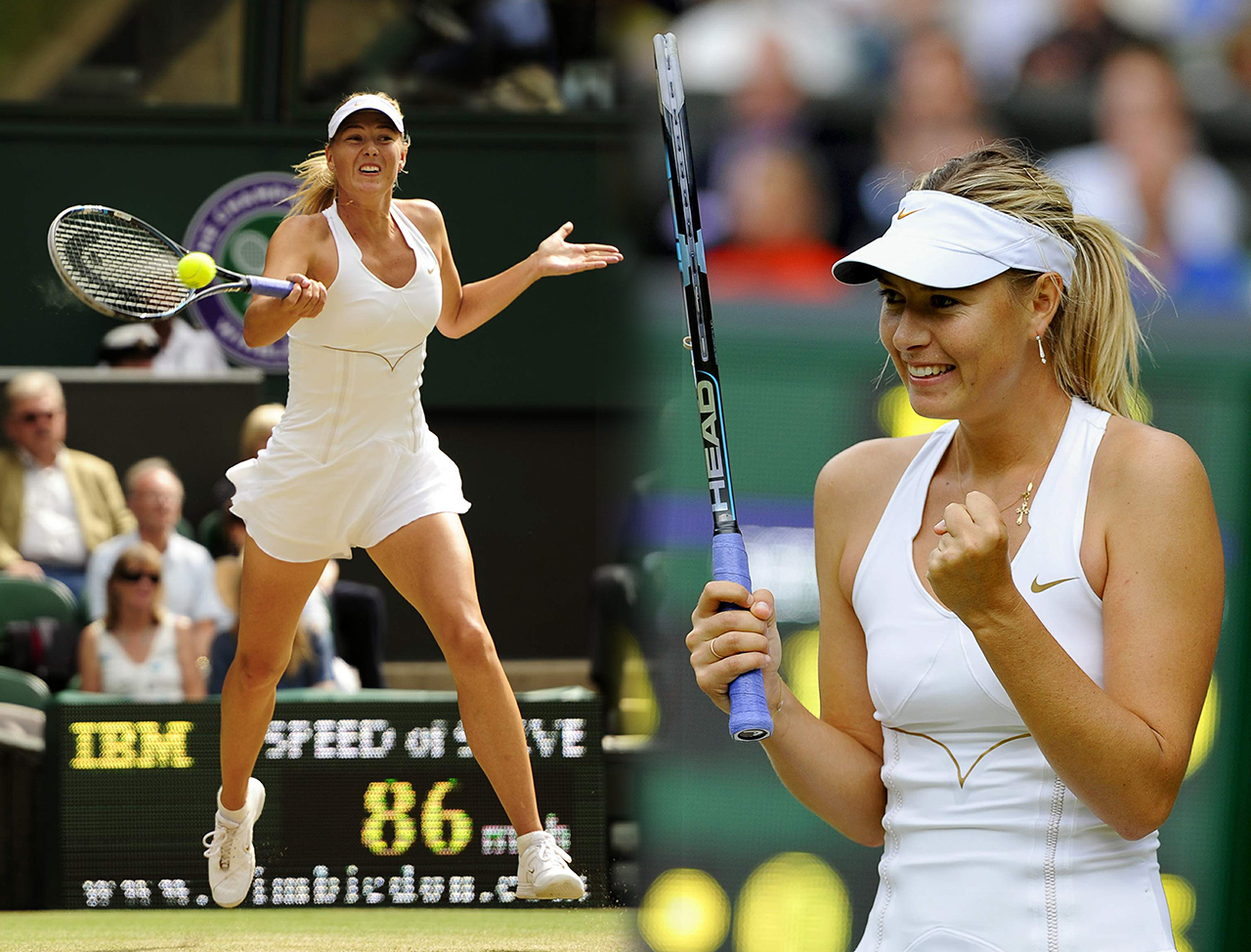 Maria Sharapova - Wimbledon 2011 - Semi-Final - 30-06-11