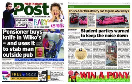Nottingham Post – September 19, 2018