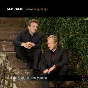Markus Schäfer, Tobias Koch and Stephan Katte - Schubert: Schwanengesänge (2019)