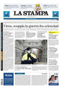 La Stampa Torino Provincia e Canavese - 28 Febbraio 2020
