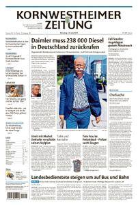 Kornwestheimer Zeitung - 12. Juni 2018