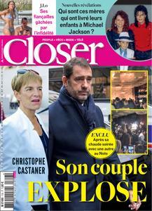 Closer France - 15 mars 2019