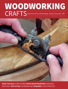 Woodworking Crafts - September-October 2020