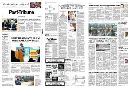 Post-Tribune – February 23, 2018