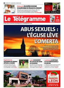Le Télégramme Brest Abers Iroise – 05 octobre 2021