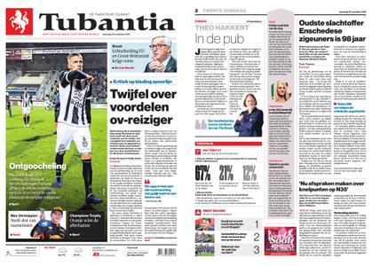 Tubantia - Enschede – 26 november 2018