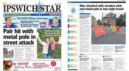 Ipswich Star – August 17, 2018