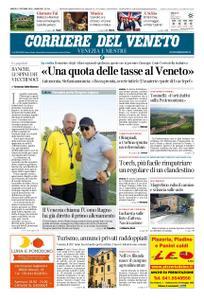 Corriere del Veneto Venezia e Mestre – 13 ottobre 2018