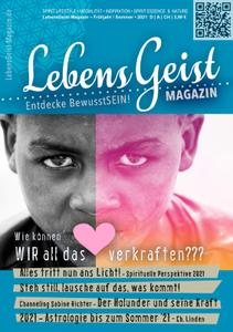 LebensGeist Magazin – 01 April 2021