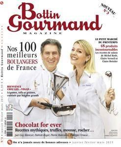 Bottin Gourmand - Janvier/Mars 2015