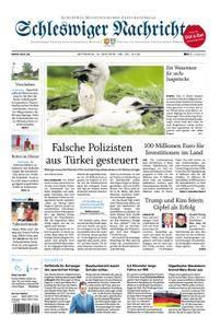 Schleswiger Nachrichten - 13. Juni 2018