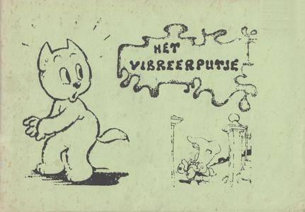 Tom Poes Illegale Uitgaven - 00 - Het Vibreerputje cbr