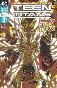 Teen Titans 022 2018 Digital Thornn