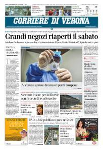 Corriere di Verona – 28 novembre 2020