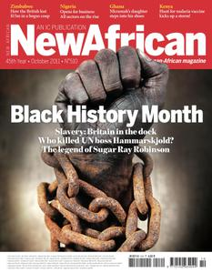 New African - October 2011