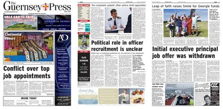 The Guernsey Press – 27 August 2019