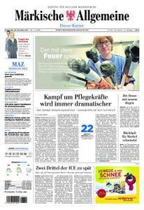 Märkische Allgemeine Dosse Kurier - 28. Dezember 2017