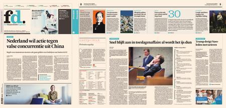 Het Financieele Dagblad – 05 december 2019