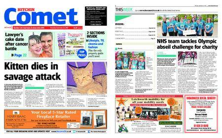 The Comet Hitchin – September 21, 2017