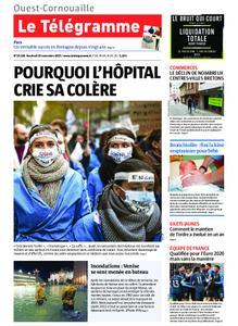 Le Télégramme Ouest Cornouaille – 15 novembre 2019