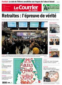 Le Courrier de l'Ouest Cholet – 05 décembre 2019
