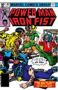 Bronze Age Baby -Power Man  Iron Fist 069 1981 Digital