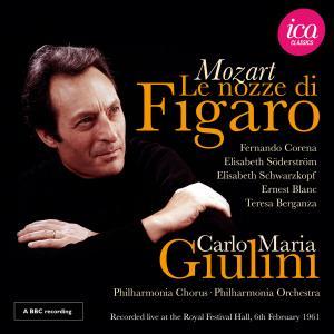 Fernando Corena - Mozart: Le nozze di Figaro, K. 492 (Live) (2019)