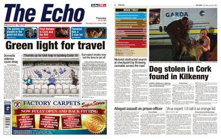 Evening Echo – July 23, 2020