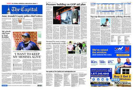 The Capital – July 23, 2020