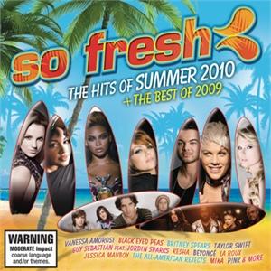 VA - So Fresh The Hits Of Summer 2010 (2009)