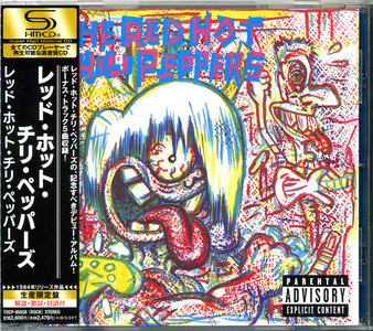 Red Hot Chili Peppers - The Red Hot Chili Peppers (1984) [Japanese SHM-CD, Remastrered Reissue 2008] Re-Up