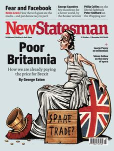 New Statesman - 27 October - 2 November 2017
