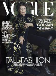 Vogue USA - October 2019