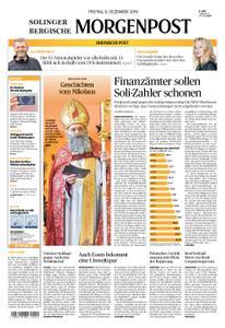 Solinger Morgenpost – 06. Dezember 2019