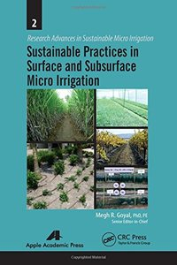 Sustainable Practices in Surface and Subsurface Micro Irrigation (Repost)