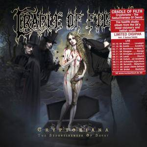 Cradle Of Filth - Cryptoriana - The Seductiveness Of Decay (2017) [Limited Edition, Digipak]
