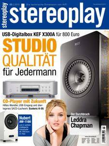 Stereoplay - März 2013