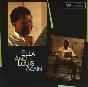 Ella Fitzgerald & Louis Armstrong - Ella and Louis Again (1957) [Analogue Productions, Remastered 2012] Audio CD Layer