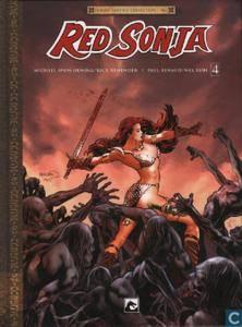 Red Sonja - 04 - Zielloos cbr