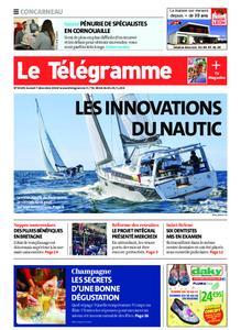Le Télégramme Concarneau – 07 décembre 2019