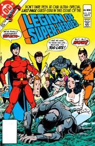Legion of Super-Heroes 279 digital LP
